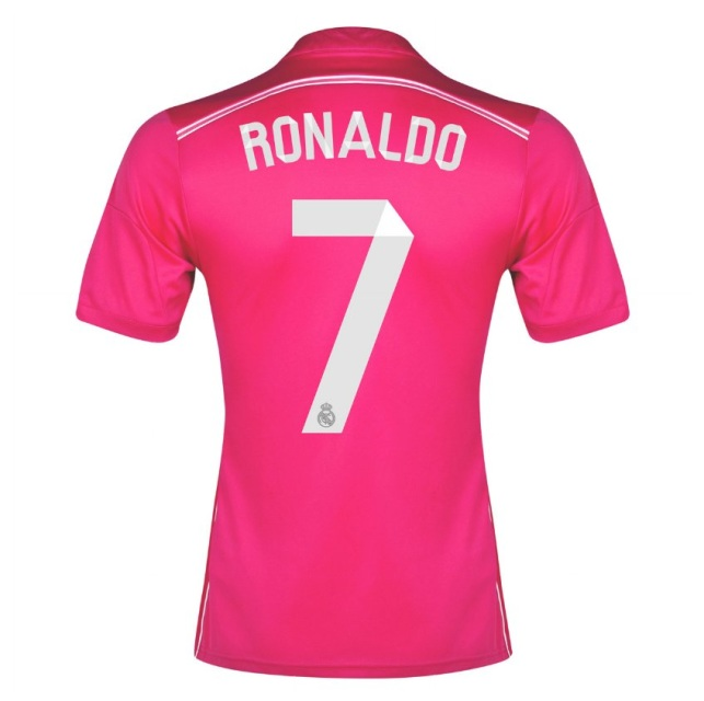 meet af280 64b29 Authentic Real Madrid Jersey - 'Ronaldo'